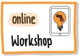 Online Workschop remote Zusammenarbeit moderiert